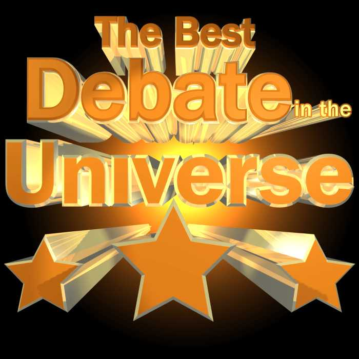 Madcast Media Network - The Best Debate in the Universe - Even though Taylor disagrees, over 90% of all animals that ever existed on Earth have gone extinct, mostly without human intervention. The debate this week is: SHOULD CERTAIN ANIMALS GO EXTINCT?