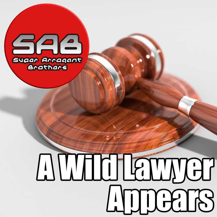 Madcast Media Network - Super Arrogant Bros. - A Wild Lawyer Appears