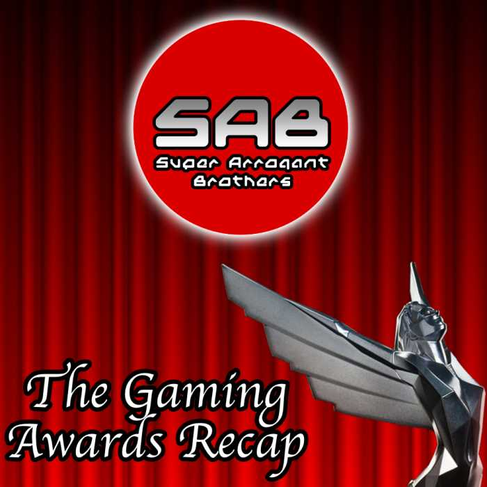 Madcast Media Network - Super Arrogant Bros. - The Gaming Awards Recap