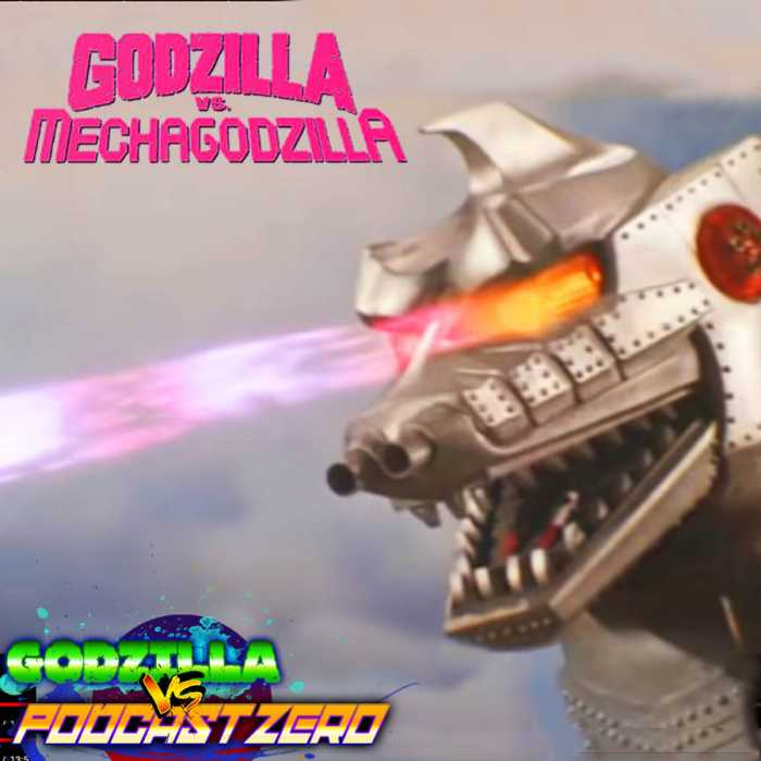 Madcast Media Network - Godzilla vs Podcast Zero - Godzilla vs Mechagodzilla with Sam Richardson