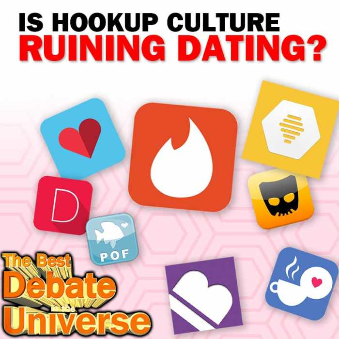 Madcast Media Network - The Best Debate in the Universe - IS HOOKUP CULTURE RUINING DATING?