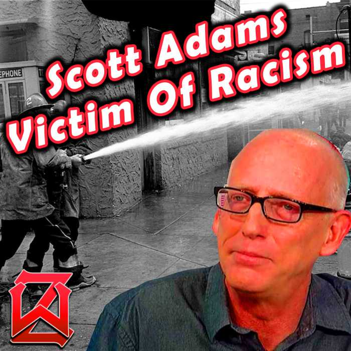 Madcast Media Network - Zach Waldman Show - Scott Adams is a Victim of Racism